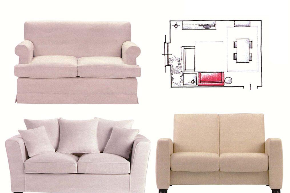 Χώρος και καναπές