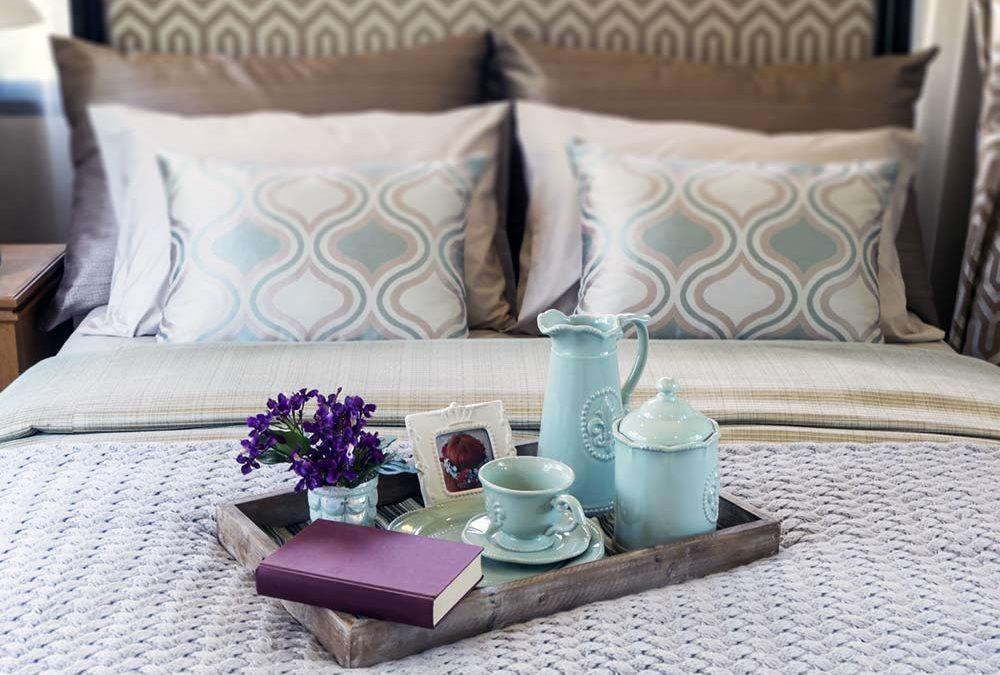 Κρεβατοκάμαρα και διακόσμηση