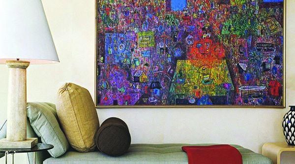 Διακοσμήστε … με πίνακες ζωγραφικής